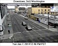Image for Third Avenue at Washington Street Webcam - Spokane, WA