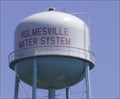 Image for The Holmesville Water Tower  -  Holmesville, LA