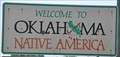 Image for Welcome to Oklahoma ~ Native America