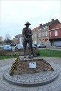 Image for The New Zealand Soldier - Messines, Belgium