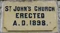 Image for 1898 - Saint John the Evangelist Catholic Church - Windsor, NS