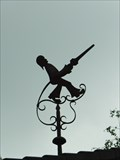 Image for Weathervane of Firehouse Wormersdorf - NRW / Germany