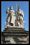 Image for Saints Cyril and Methodius/ Svatí Cyril a Metodej - Drevohostice, Czech Republic