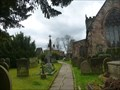 Image for St Edward the Confessor Churchyard - Cheddleton, Staffordshire.