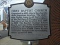 Image for First Baptist Church - Nashville, TN