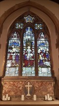 Image for Stained Glass Windows - St Peter - Ashby Parva, Leicestershire