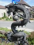 Image for Le Dragon Noir et sa perle .  -Laval.  -Québec.