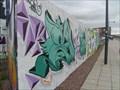 Image for Graffiti - Kutaisi Walk - Newport - Wales.