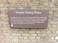 Image for Kirkaldy Testing Works - Southwark Street, London, UK