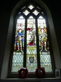 Image for Memorial Window - St Giles - Costock, Nottinghamshire