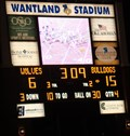Image for Edmond High Schools'  football field at Wantland Stadium - Edmond, OK
