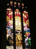 Image for Stained Glass Windows - Church of the Sacred Heart of Jesus - Roma, Italy