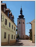 Image for Belfry on Town Tower - Jevícko, Czech Republic
