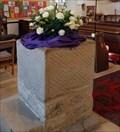 Image for Norman Font - St Peter & St Paul - Great Casterton, Rutland