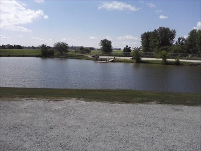 Lake bentonville