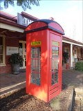 Image for Red Telephone Box - Wangaratta, Vic, Australia