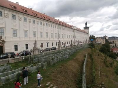Jezuitská kolej (Kutná Hora, Czech Republic)