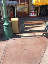 BM Setting at Mickey