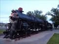Image for Locomotive Park - Route 66 -  Kingman, Arizona, USA