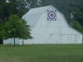 "Image for ""Broken Star"" barn quilt - Hwy 63, Macon, Missouri USA"