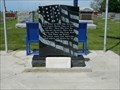 Image for New Monroe Cemetery Veterans Memorial - Monroe, Iowa