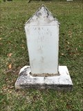 Image for Mary Jenkins, Old City Cemetery, Tallahassee, Florida USA