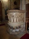Image for Pulpit, St Helen - Ashby-de-la-Zouch, Leicestershire