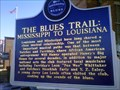 Image for The Blues Trail: Mississippi to Louisiana