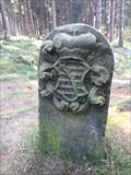 Image for Historic Borderstone near Lauenhain/ Germany