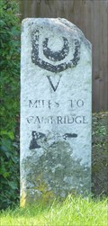 Image for Milestone - London Road, Hauxton, Cambridgeshire, UK.