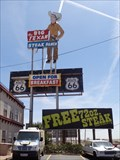 Image for Historic Route 66 - The Big Texan - Amarillo, Texas. USA.