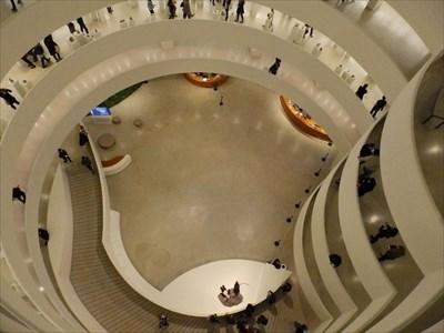 Guggenheim, Solomon R., Museum - New York