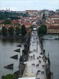 """Image for """"Správce: Karluv most vydrží jakoukoliv velkou vodu"""" - Praha, CZ"""