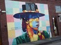 Image for Deep Ellum Didn't Have Any Stevie Ray Vaughan Murals Until an Artist Created 3 This Year - Dallas, TX