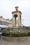 Image for Pieroni's Fountain -- Bath, Somerset, UK