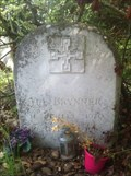 Image for Yul Brynner's Tombstone