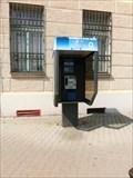 Image for Payphone / Telefonni automat - Legionárská, Dvur Králové nad Labem, Czech Republic