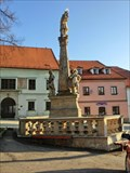 Image for Plague Column - Benesov nad Cernou, Czech Republic