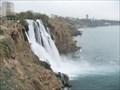 Image for Lower Düden Waterfall near Antalya and Lara, Turkey