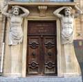 Image for Doorway of the Hôtel Maurel de Pontevès - Aix-en-Provence, France
