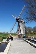 Image for Le moulin de l'Aile, port au lait battu, Saint-Omer