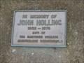 Image for John Holling - Oneonta, NY