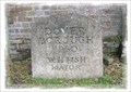 Image for Dover Borough Boundary Marker - Alkham Road, Dover, Kent.