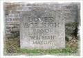 Image for Dover Borough Boundary Marker - Alkham Road, Dover, Kent.