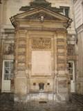 Image for La fontaine de Jarente – Paris, France