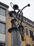 Image for Musikinstrumente - Marktplatz Ulm, Germany, BW