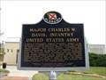 Image for Major Charles W. Davis