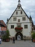 Image for La Halle aux blés-Obernai-Alsace,France