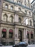 Image for Édifice de la Merchants' Bank - Montréal, Québec