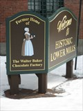 Image for Lower Mills - Former Home of the Walter Baker Chocolate Factory - Boston-Milton, MA